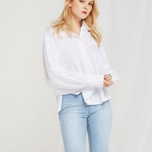 Storets - Pam Rounded Shirt